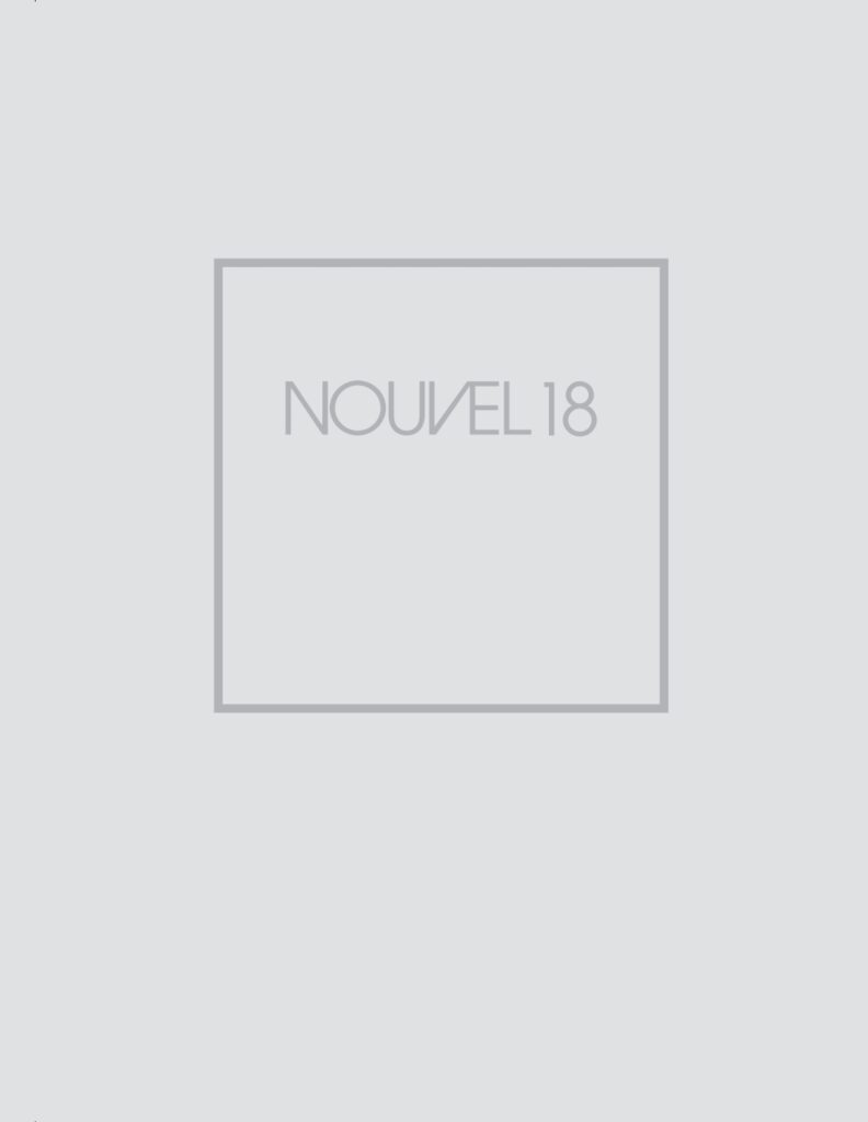 Nouvel 18 brochure